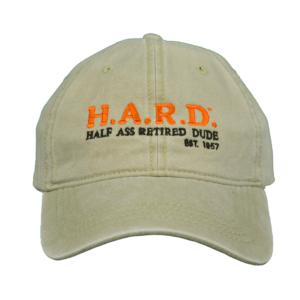 H.A.R.D. Hat Khaki