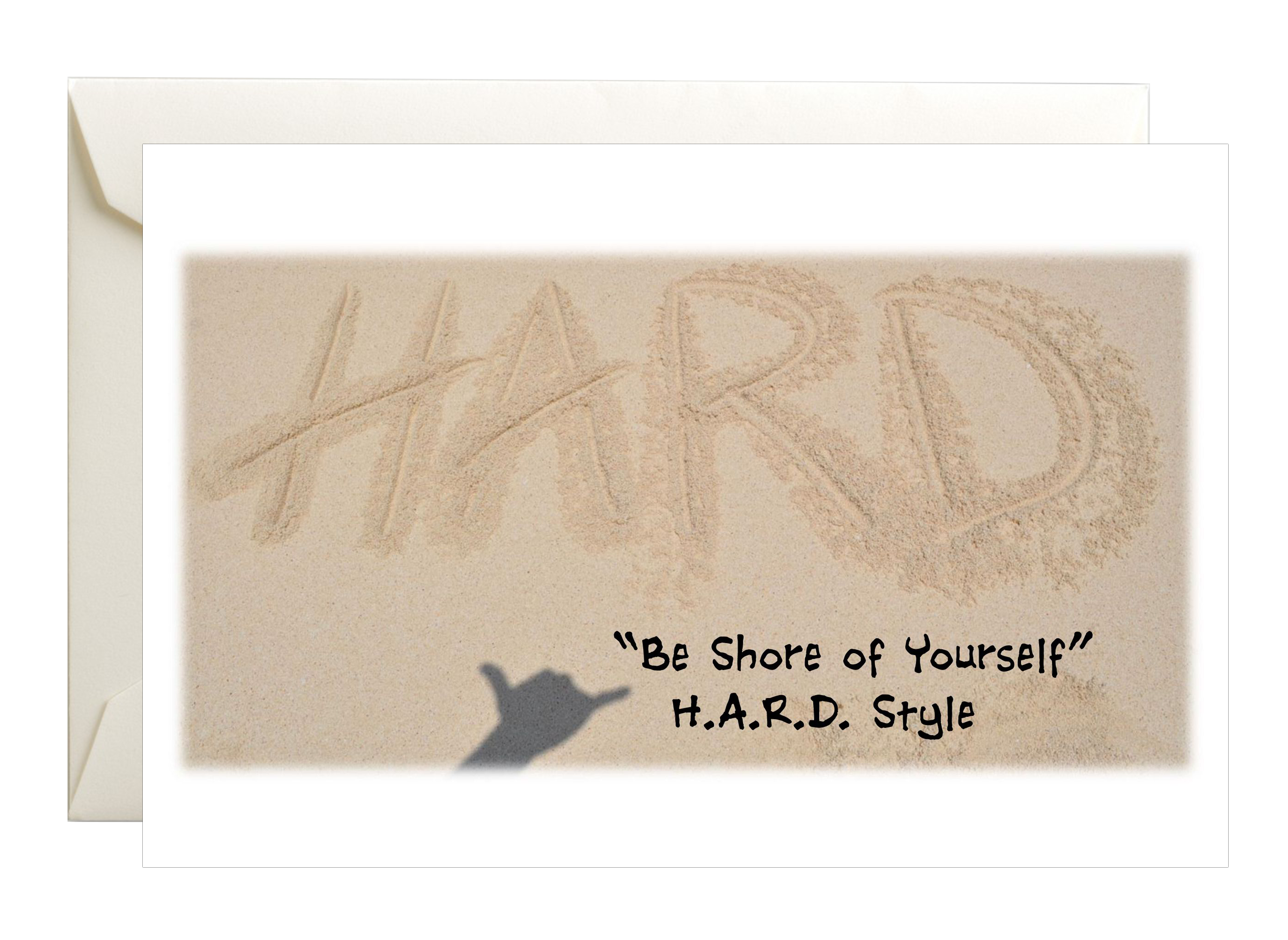 Be Shore of Yourself