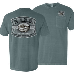 Pocket T shirt Mountain Blue Spruce